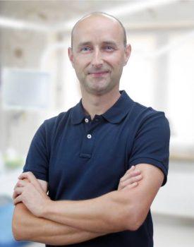 Konrad Kudła stomatolog